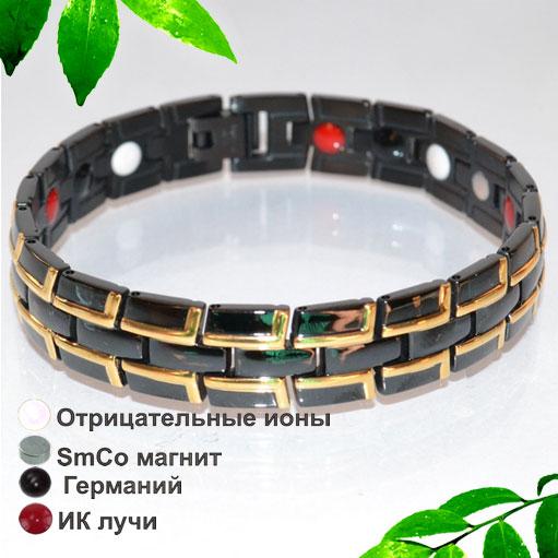Купить мужской браслет лечебный